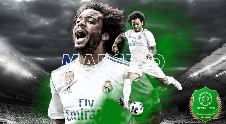 Football Tribe 44 Universal Player Awards: Jom undi Marcelo!