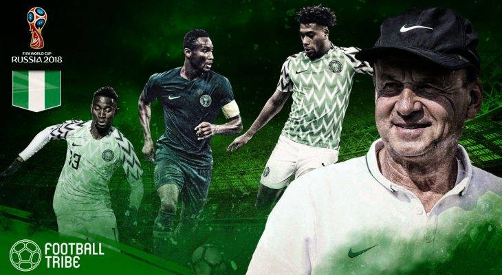 Previu Nigeria di Piala Dunia 2018: Generasi emas Super Eagles yang bakal menggegarkan Rusia