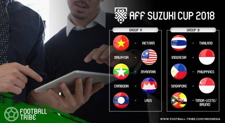 Keputusan Undian Piala AFF Suzuki: Reaksi dari wakil-wakil Football Tribe di Asia Tenggara