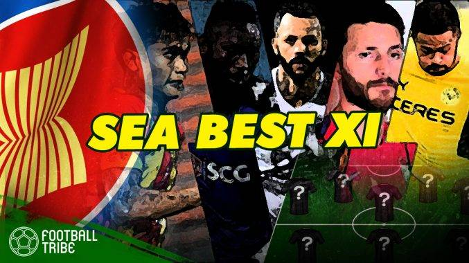 SEA BEST XI: Sebelas pemain terbaik di Asia Tenggara minggu lepas (24-30 April)