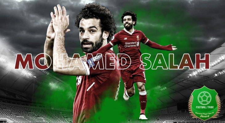 Football Tribe 44 Universal Player Awards: Jom undi Mohamed Salah!