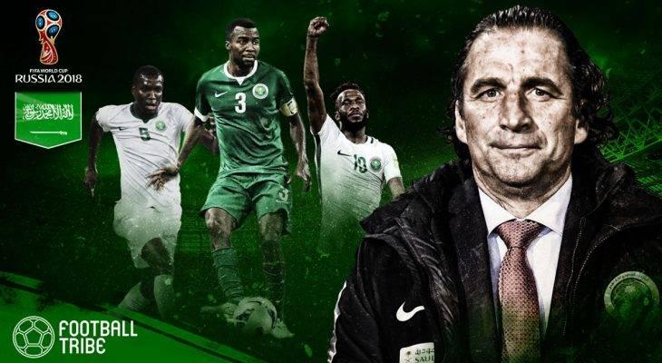 Profil Arab Saudi di Piala Dunia 2018: Misi menghapuskan label 'pasukan belasahan'