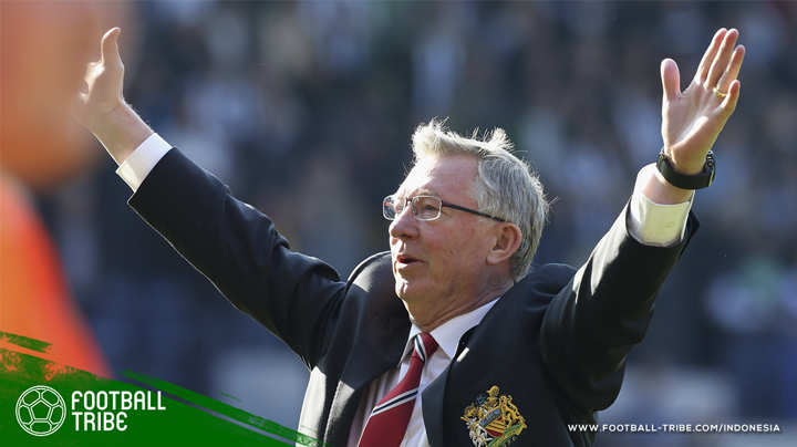 "Sir Alex Ferguson insists he only coached four ""world-class"" players at Man Utd"