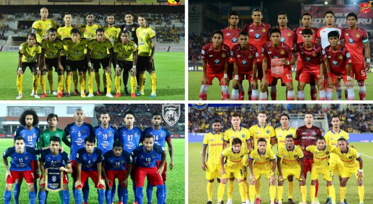 Senarai nilai pasaran setiap pasukan yang bertanding di Liga Super Malaysia 2018