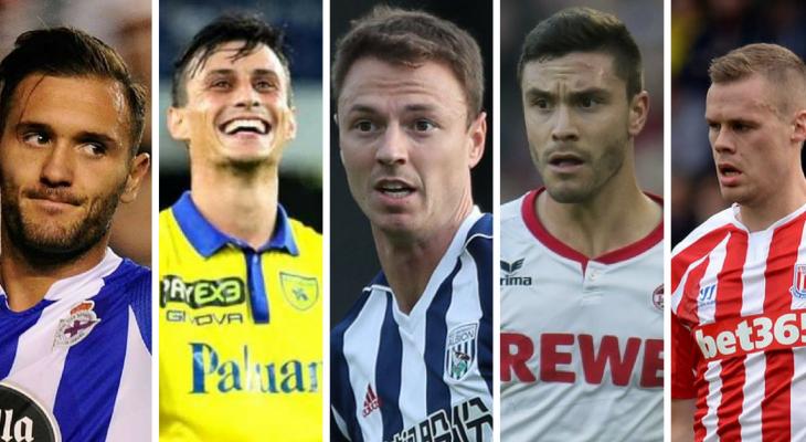 11 pemain yang harus diselamatkan daripada penurunan liga di Eropah