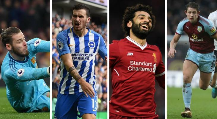 Pilihan Football Tribe: Kesebelasan terbaik EPL 2017/2018