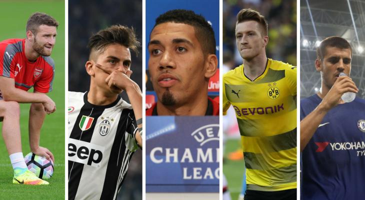 Marco Reus, Paulo Dybala dan 10 pemain yang bakal terlepas dari beraksi di Piala Dunia 2018