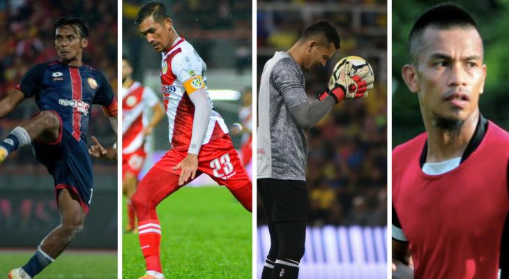 Amri Yahya, Indra Putra dan senarai 10 pemain tertua di pentas Liga Super 2018
