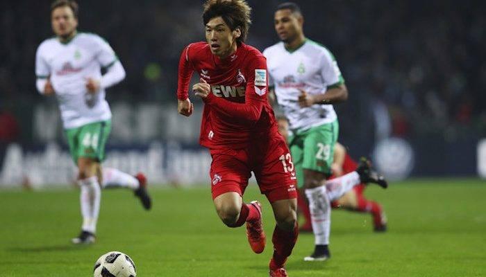 Perjalanan indah Yuya Osako dari FC Koln ke Werder Bremen di Jerman