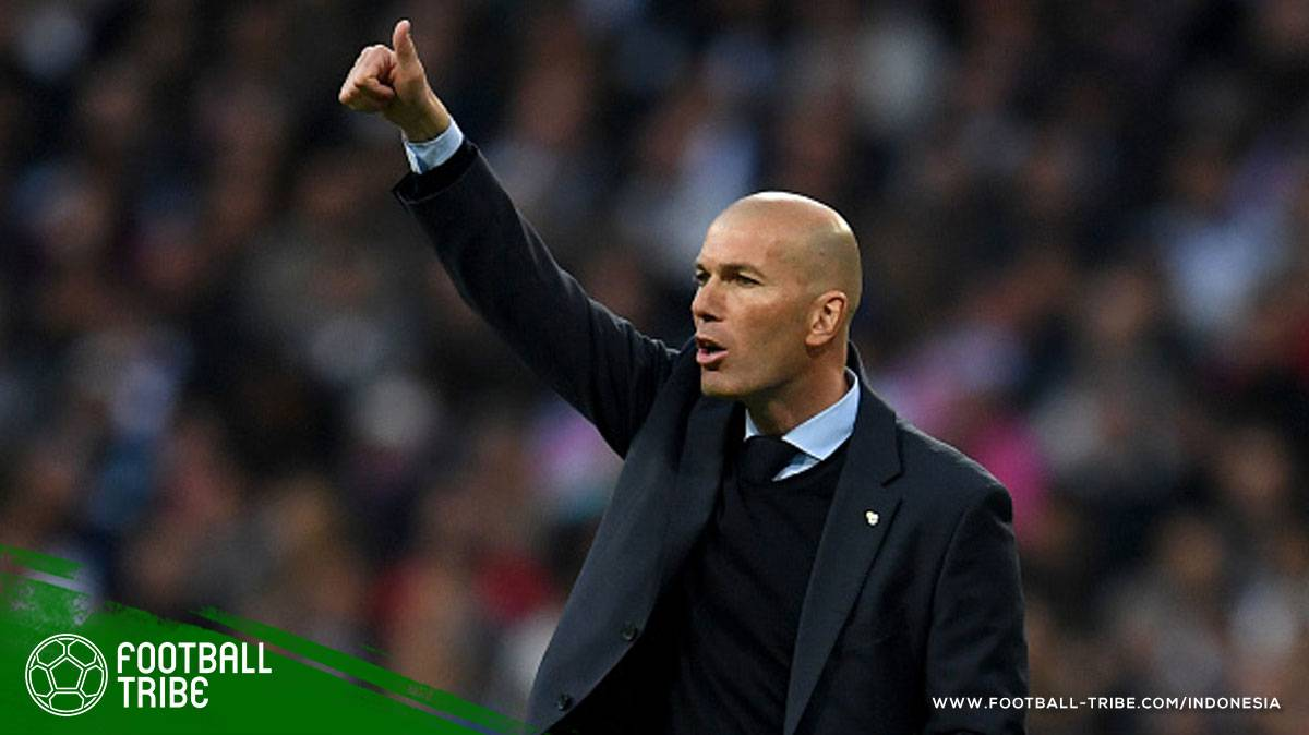 The conflict between Zinedine Zidane and Real Madrid