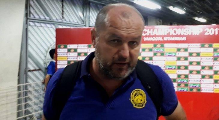 Bojan Hodak mahu pemain membiasakan diri di peringkat antarabangsa