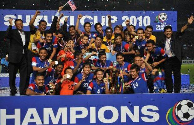 Menjelang undian Piala AFF Suzuki 2018, lupakan kenangan 2010