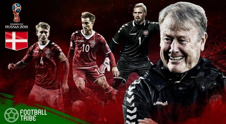 Previu Denmark di Piala Dunia 2018: Skuad Dynamite dari Scandinavia yang sedia cipta kejutan