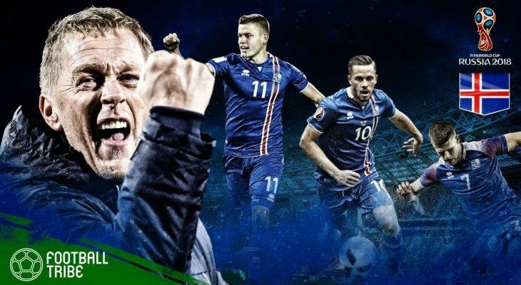 Previu Iceland di Piala Dunia 2018: Kejutan dan keajaiban dari sebuah negara kecil
