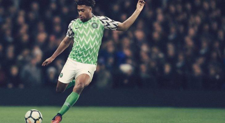 Jersi Piala Dunia Nigeria terima 3 juta tempahan