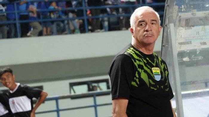 Mario Gomez ancam tinggalkan Persib Bandung