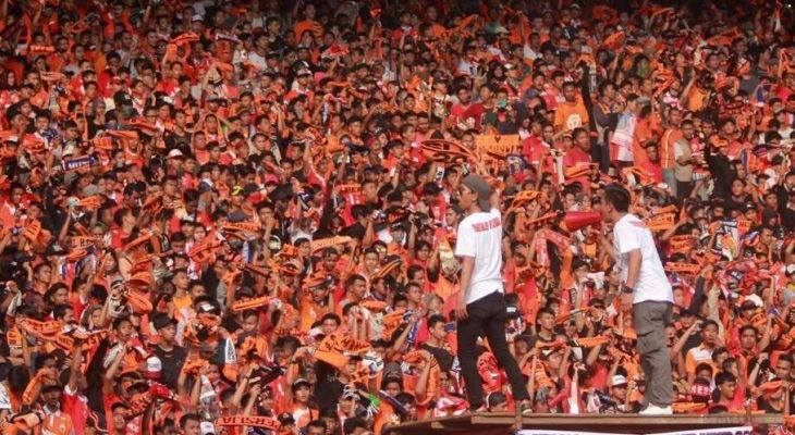Penyokong Persija pecahkan lagi rekod kehadiran Piala AFC