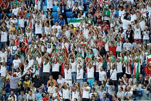 Tribe Peribahasa: Iran 1-0 Morocco