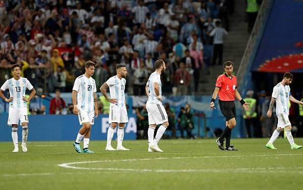 Don't cry for me Argentina? – Kisah kejatuhan skuad La Albiceleste