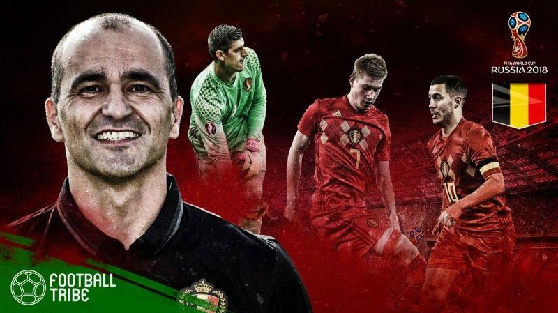 Previu Belgium di Piala Dunia 2018: Usaha membuktikan kemampuan generasi emas