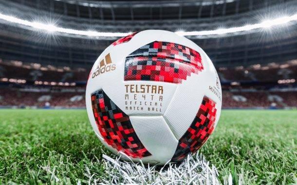 Memperkenalkan Telstar Mechta, bola rasmi pusingan kalah mati Piala Dunia 2018