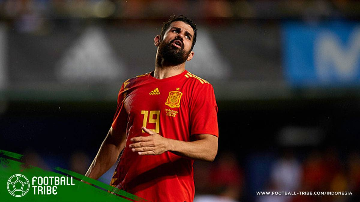 Diego Costa ends contract with Atletico Madrid for 'personal reasons'