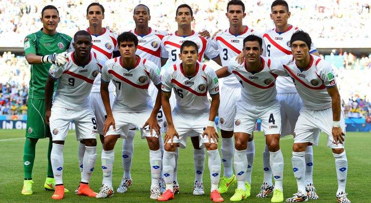 Costa Rica: Imbasan kejutan Piala Dunia 2014