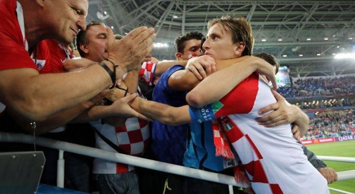 Tribe Ratings Pemain: Modric terus menyinar buat Croatia, dimanakah Alex Iwobi?