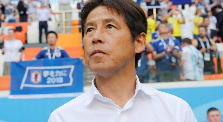 Tumbangkan Colombia, jurulatih Jepun enggan raikannya