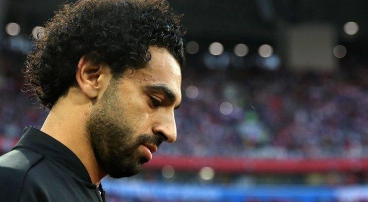 Jurulatih Mesir salahkan kecederaan yang dialami Mohamed Salah