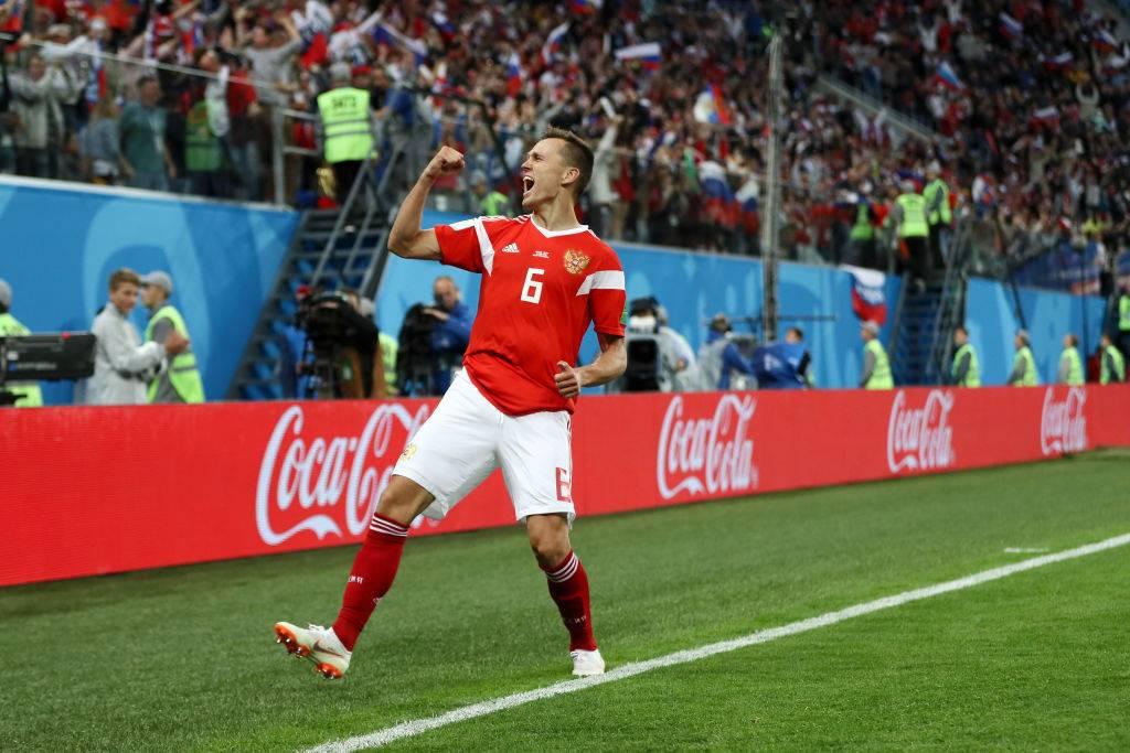 Siapakah Denis Cheryshev? 5 perkara yang anda perlu tahu tentang pemain sayap Rusia