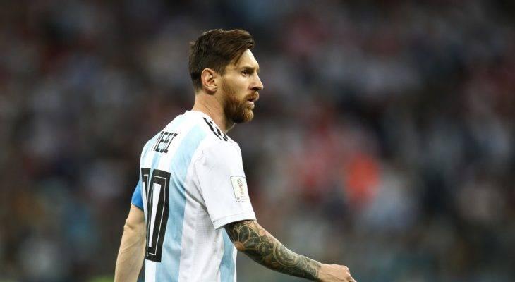 Saya takkan bersara selagi tak menang Piala Dunia, kata Messi