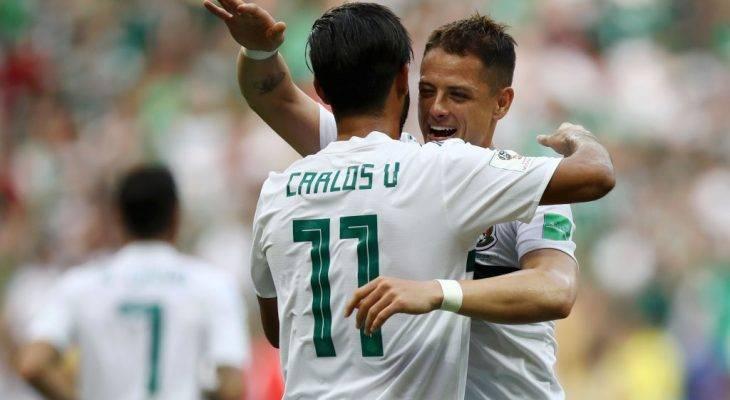 Analisis: Carlos Vela dan Javier Hernandez musnahkan harapan Korea Selatan