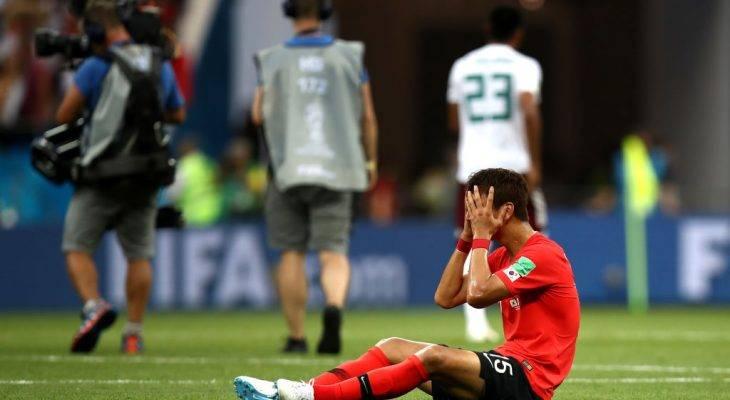 Kalah sebab penalti, jurulatih Korea Selatan berasa malang
