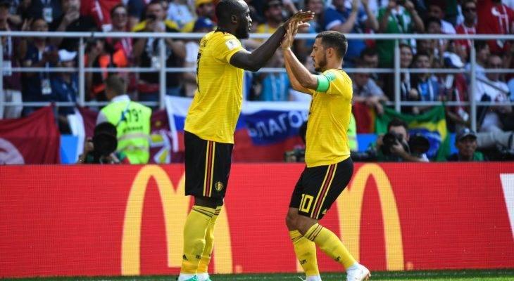 Lukaku & Hazard bantai Tunisia: Ini kisah awal mereka