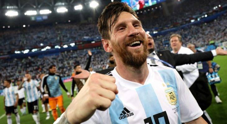 Susah sangat Argentina nak menang, kata Messi