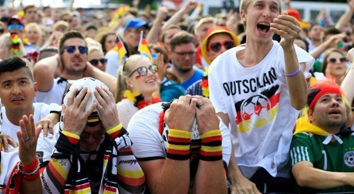 Raus, Aus Wiedersehen tidak boleh diterima penyokong Jerman
