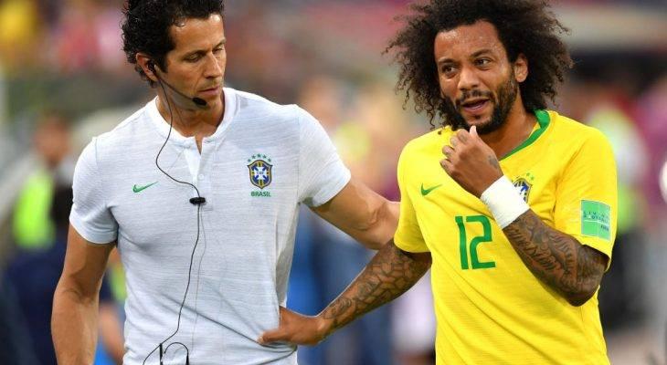 Marcelo cedera disebabkan tilam bukan padang, kata doktor
