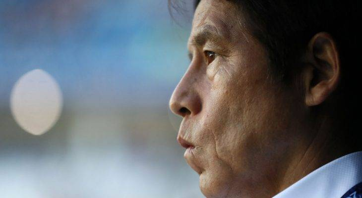 Kami terpaksa berhenti menyerang, kata jurulatih Jepun
