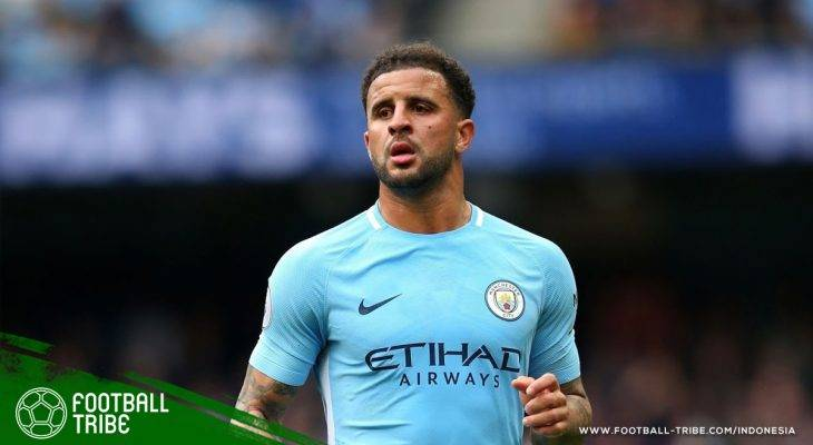 Manchester City's Kyle Walker responds emotionally to lockdown report