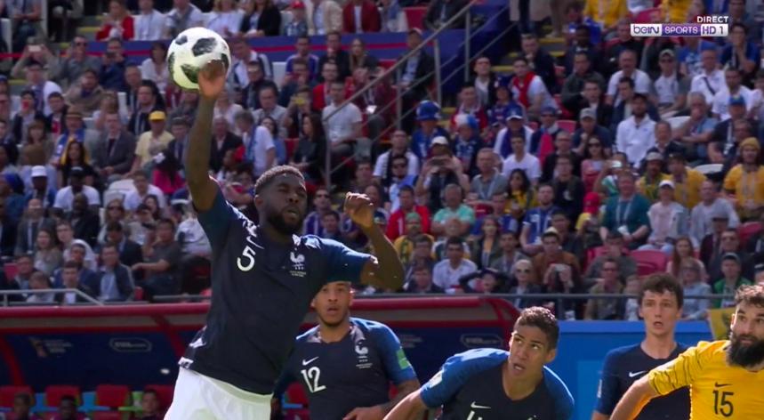 Analisis: Pogba bantu Perancis tumpaskan Australia, apa motif Samuel Umtiti?