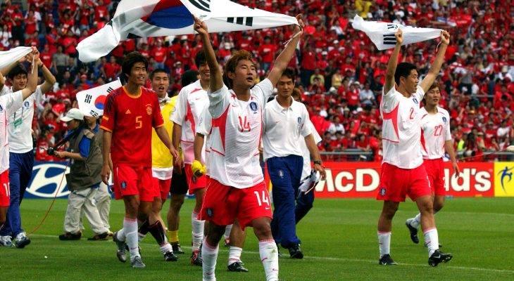 Lima pencapaian terbaik pasukan Asia dalam kejohanan Piala Dunia