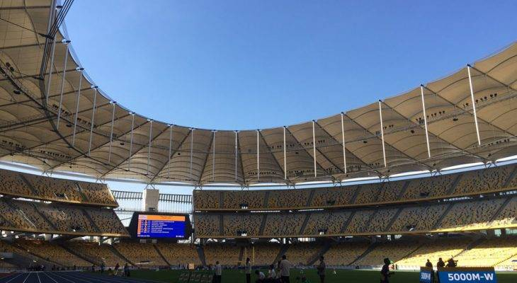 Stadium-stadium ASEAN yang mampu menjadi tuan rumah Piala Dunia