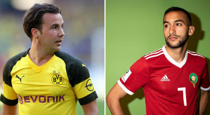 Koleksi transfer rumours terhangat di Eropah: 18 Jun 2018