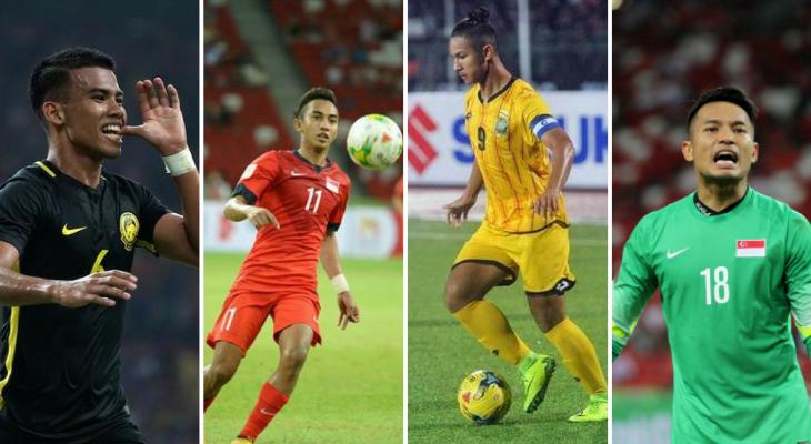 Bagaimana rupa skuad Malaysia sekiranya pemisahan Brunei dan Singapura tidak berlaku