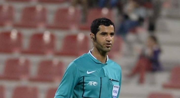 Abdulrahman Al Jassim, wakil Asia yang akan mengendalikan sistem VAR di Piala Dunia 2018