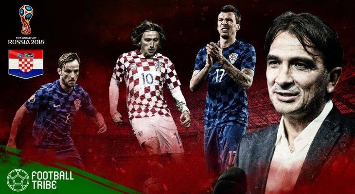 Previu Croatia di Piala Dunia 2018: Misi bubarkan rekod lama dengan skuad dipenuhi bintang