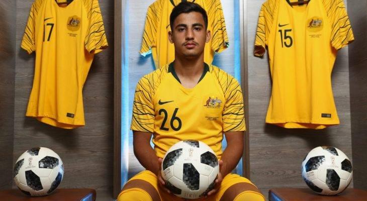 Daniel Arzani serta barisan pemain B-23 Asia di Piala Dunia yang mempunyai potensi besar