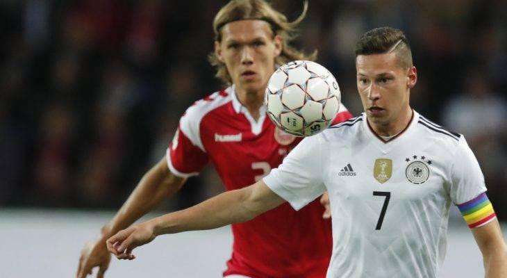 Lima pemain tertinggi di Piala Dunia 2018