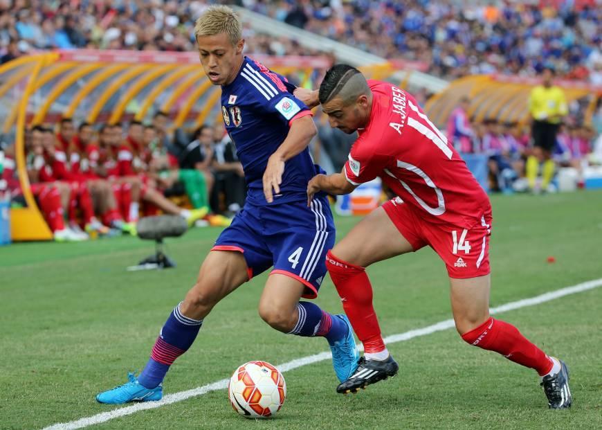 Malaysia akan jumpa Keisuke Honda di Piala AFF Suzuki
